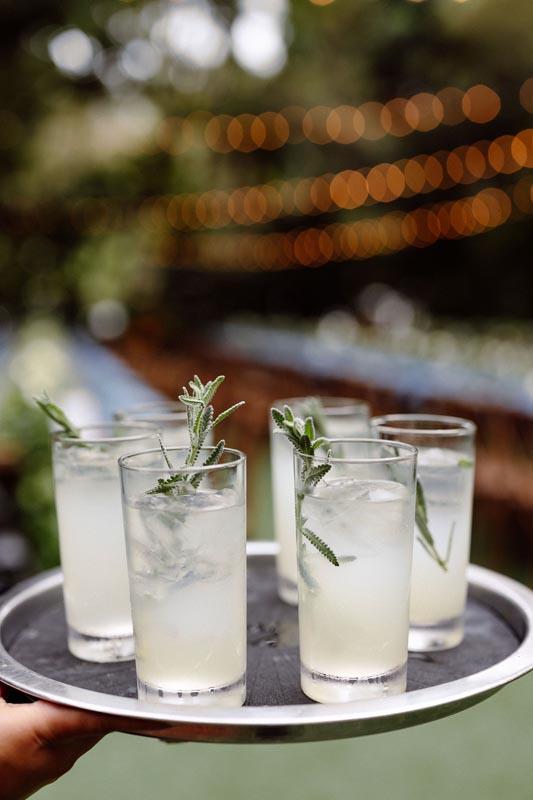 lavender crisp drinks