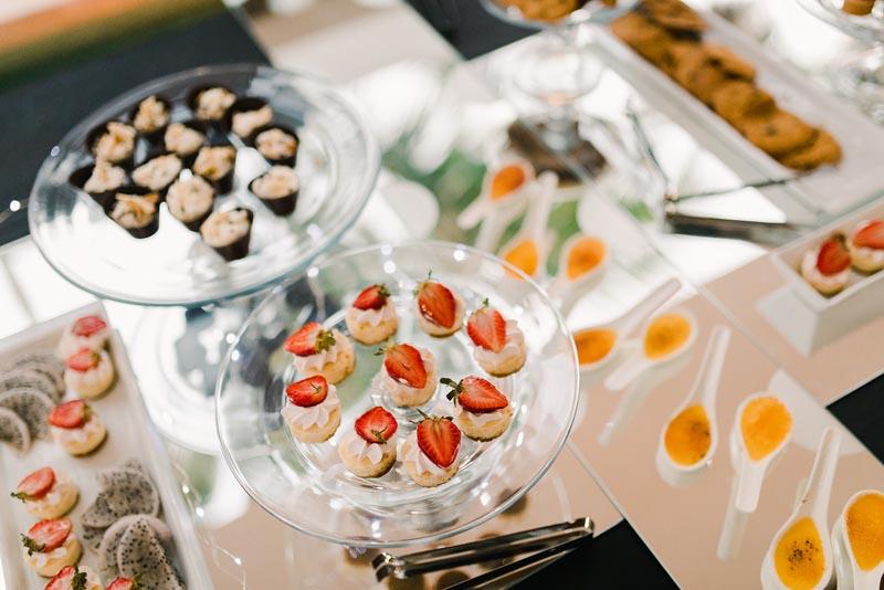 dessert finger foods